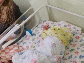 ВПерми родилась первая в2015 году тройня