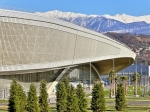 ВОлимпийском парке Сочи высадили 150м живой изгороди