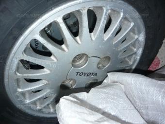 ВКраснодаре «любителя» чужих колес неостановил ни2-ой этаж, никулак хозяина покрышек