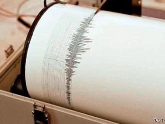 СОРАН: Сильное землетрясение зафиксировано кюгу отостровов Тонга