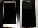 Утечка: фото передней панели Sony Xperia Z4