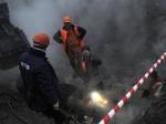 ВПетербурге наулице Коммуны починили трубу сгорячей водой