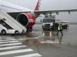 Самолет изМосквы неудачно приземлился ваэропорту Казани