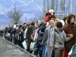 Ростовская область возобновила отправку украинских беженцев вдругие регионыРФ