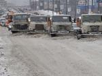 Вближайшие сутки вМоскве выпадет до10см снега