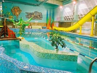 ВНижегородской области открылся первый аквапарк