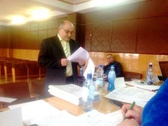 Главой администрации Усть-Большерецкого района избран Константин Деникеев
