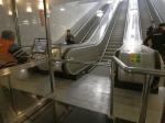 Станция «Бауманская» Московского метрополитена закрыта наремонт
