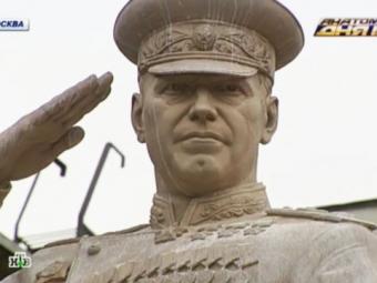 Памятник Жукову наМанежной площади могут заменить новым