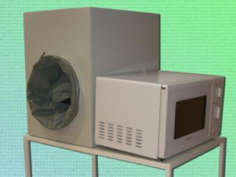 Томские ученые собрали прибор для лечения обморожений микроволнами