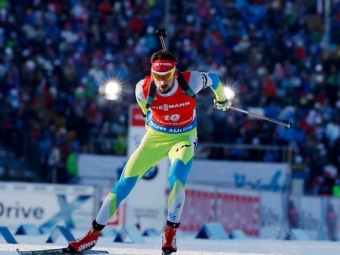 Домрачева выиграла гонку преследования, Глазырина финишировала шестой