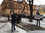 Прокуратура Ленинградской области начала проверку пообращениям участников пикета онарушениях при строительствеЖК «Олимпийский»