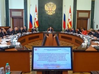 Дубровский потребовал откабмина федеральных средств