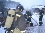 Ночной клуб полыхает отпожара воВладивостоке