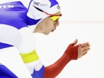 Конькобежец Кулижников выиграл вторую дистанцию 500м наэтапеКМ