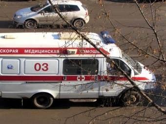 Два пассажирских автобуса столкнулись наСалова, есть пострадавшие
