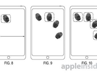 Apple интегрирует сканер отпечатков пальцев вэкраны iPhone иiPad