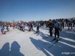 ВБлаговещенске научастие в«Лыжне-2015» заявки подали более тысячи человек