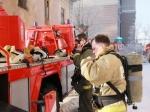 ВБарнауле из-за пожара наТЭЦ был введен режимЧС
