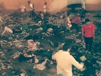 ВКаире девятнадцать человек погибли встолкновениях между полицией ифутбольными фанатами