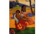 Картина Гогена «Когда свадьба?» стала самой дорогой вмире»