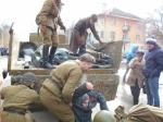 ПоВолгограду прошли «немецкие военнопленные»