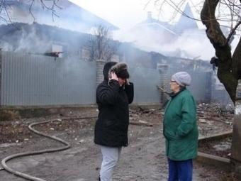 ДНР: Угрозы после взрыва нахимзаводе вДонецке нет