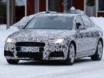 Новое поколение Audi A4 получит светодиодную оптику