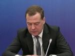 Медведев проверил цены вворонежском магазине