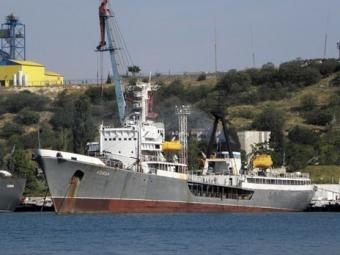 Служащий Черноморского флота задержан зашпионаж