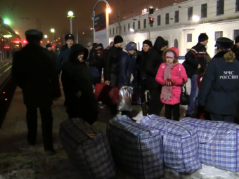 ВоВладимирскую область прибыли еще 20 украинских беженцев
