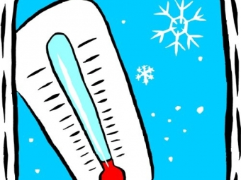 Впонедельник ожидается пасмурная погода идо6 градусов мороза