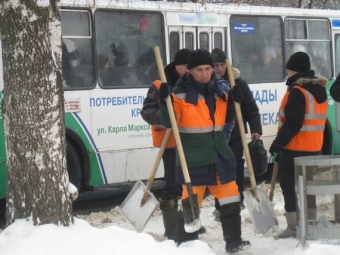 940 нижегородцев были оштрафованы в2014 году занеправильную парковку