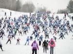 Около 7 тыс. жителей Удмуртии приняли участие в«Лыжне России»