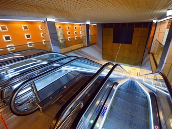 Скачок напряжения привел костановке поездов вказанском метро
