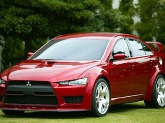 Воснову нового Mitsubishi Lancer ляжет платформа Nissan