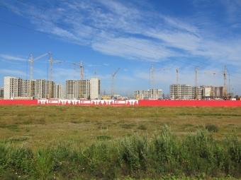 ВМурино построят торгово-развлекательный комплекс за6 млрд рублей