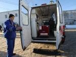 ВЗаводоуковске 8-летний мальчик, выпав изавтобуса, получил травму позвоночника