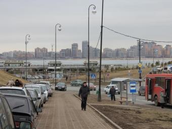 Казань поуровню автомобилизации приближается кМоскве иСанкт-Петербургу