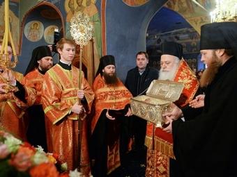 Смоленской иконе вМоскве поклонились свыше 70 тысяч человек