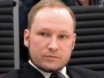 Брейвик собирается подать всуд наминюст Норвегии
