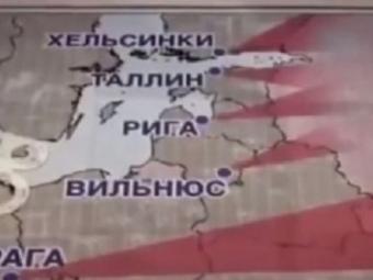 Нашей армии пора «зайти» вТаллин, Берлин, Вильнюс идругие столицы Европы— РоссийскоеТВ
