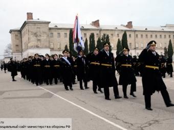 Ваннексированном Крыму начались ученияЧФ РФ