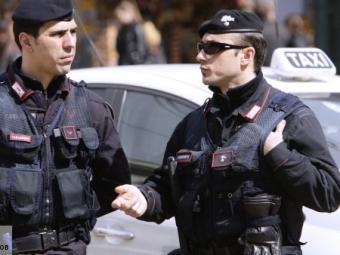 Забастовка полицейских блокировала движение вцентре Рима