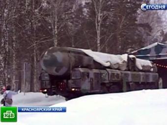 ВРоссии проводятся масштабные учения ракетных войск