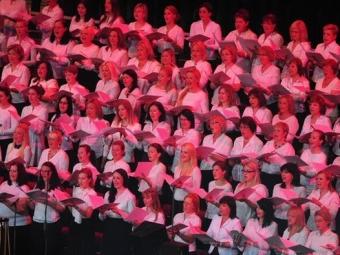 ВСочи откроется выставка, посвященная Всемирным хоровым играм