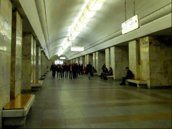 Красная ветка столичной подземки прирастет еще двумя станциями