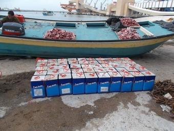 Израильтяне задержали судно соборудованием для ракет иминометов для ХАМАС