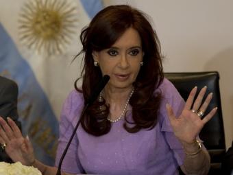 Президенту Аргентины предъявлены обвинения поделу отеракте