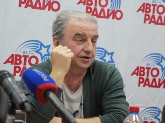 Музыканты группы «Чайф» дали концерт вХабаровске